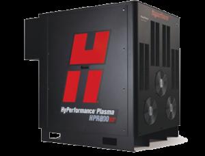 System plazmowy HPR800XD.