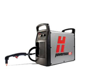 Wycinarka do blach z Hypertherm Powermax85.
