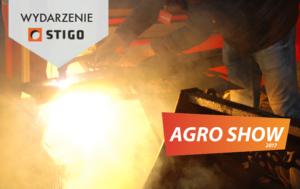 Stigo na Agro Show zdjęcie główne