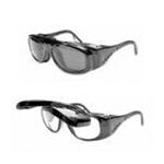 Okulary z podnoszonymi przyciemnianymi szkłami