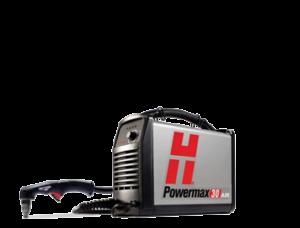 Przecinarka plazmowa Powermax30 AIR z wbudowanym kompresorem.