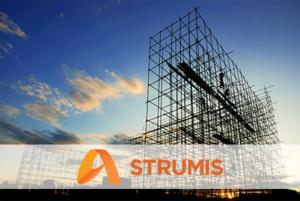 System do zarządzania produkcją konstrukcji stalowych - STRUMIS